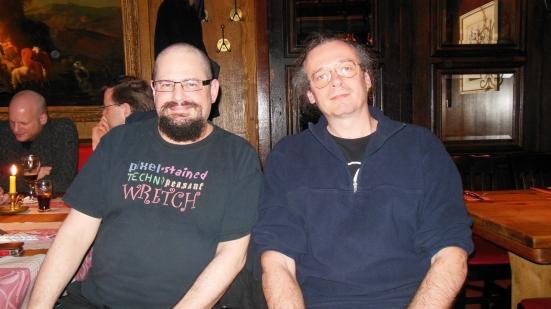 Charles Stross und meinereiner