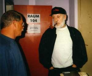 Peter und Udo in Sinzig