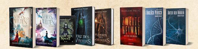 Madeleines Bücher